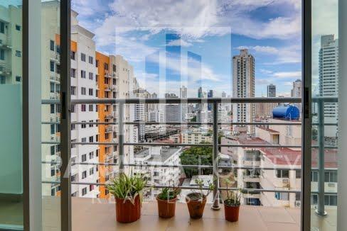 Mediterraneo Loft El Cangrejo Panama Apartment for Rent