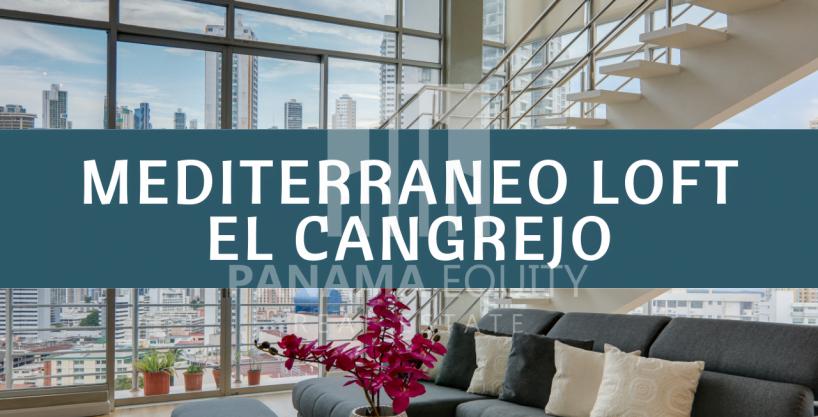 Furnished Loft For Rent in El Cangrejo