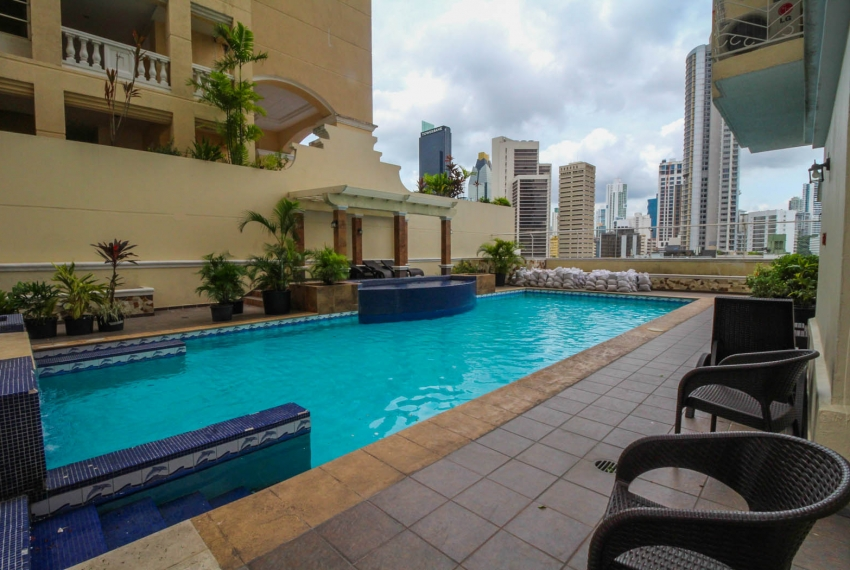 Sophia Tower Obarrio Panama Apartment for Rent-016