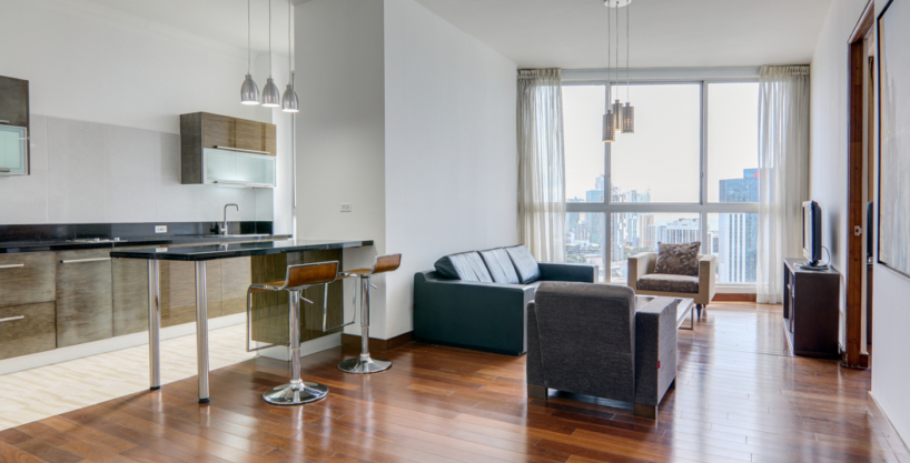Denovo Obarrio Panama Apartment for Rent