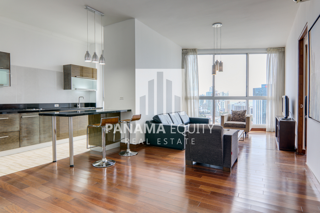 Furnished One Bedroom Apartment for Rent in Denovo Obarrio at an Amazing Price