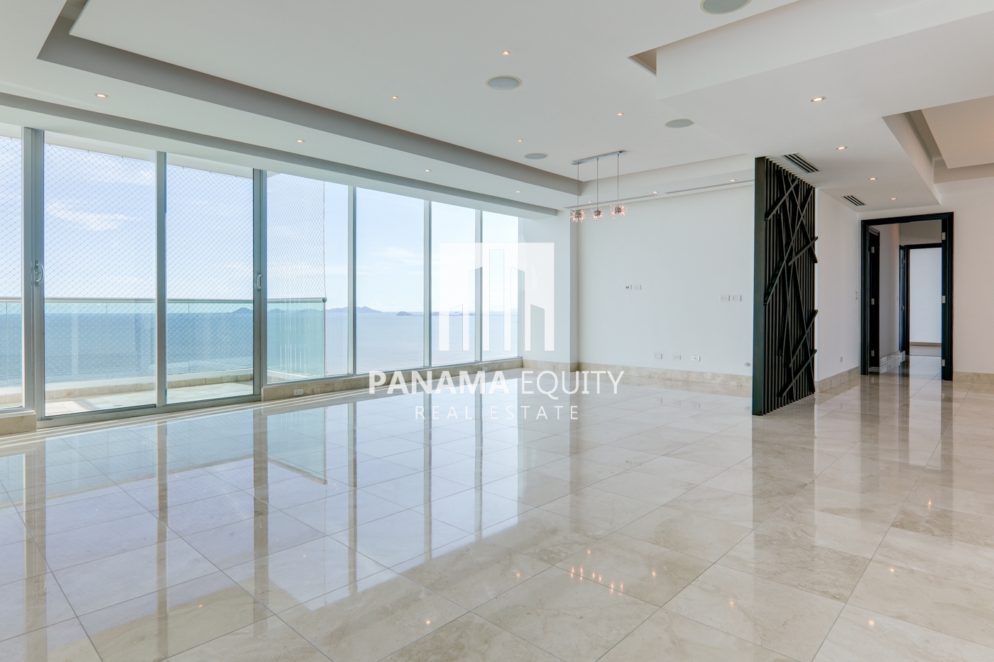 Elegant Apartment in Costa del Este's Ocean Two Building for Rent
