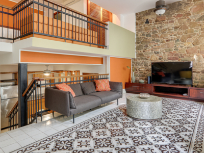 Cuatro Casas Casco Viejo Panama Apartment for Rent-