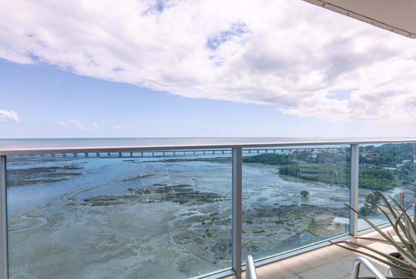 Icon Tower 2 Bedroom ocean view condo for sale in Coco del Mar (21)