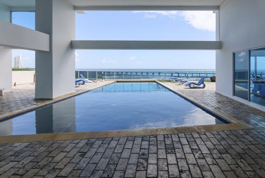 Icon Tower 2 Bedroom ocean view condo for sale in Coco del Mar (24)
