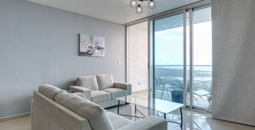 Icon Tower 2 Bedroom ocean view condo for sale in Coco del Mar