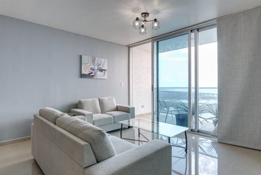 Icon Tower 2 Bedroom ocean view condo for sale in Coco del Mar (4)