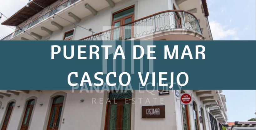 One Bedroom Apartment for Rent in Puerta de Mar Casco Viejo