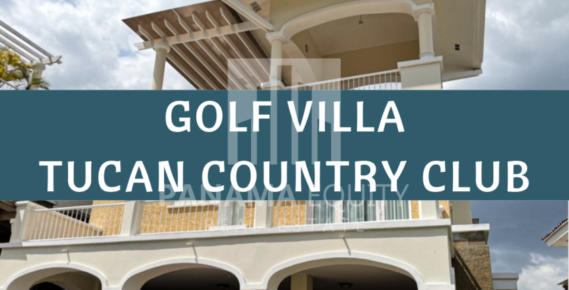 Exclusive Panama Golf Villa With Private Rooftop Terrace