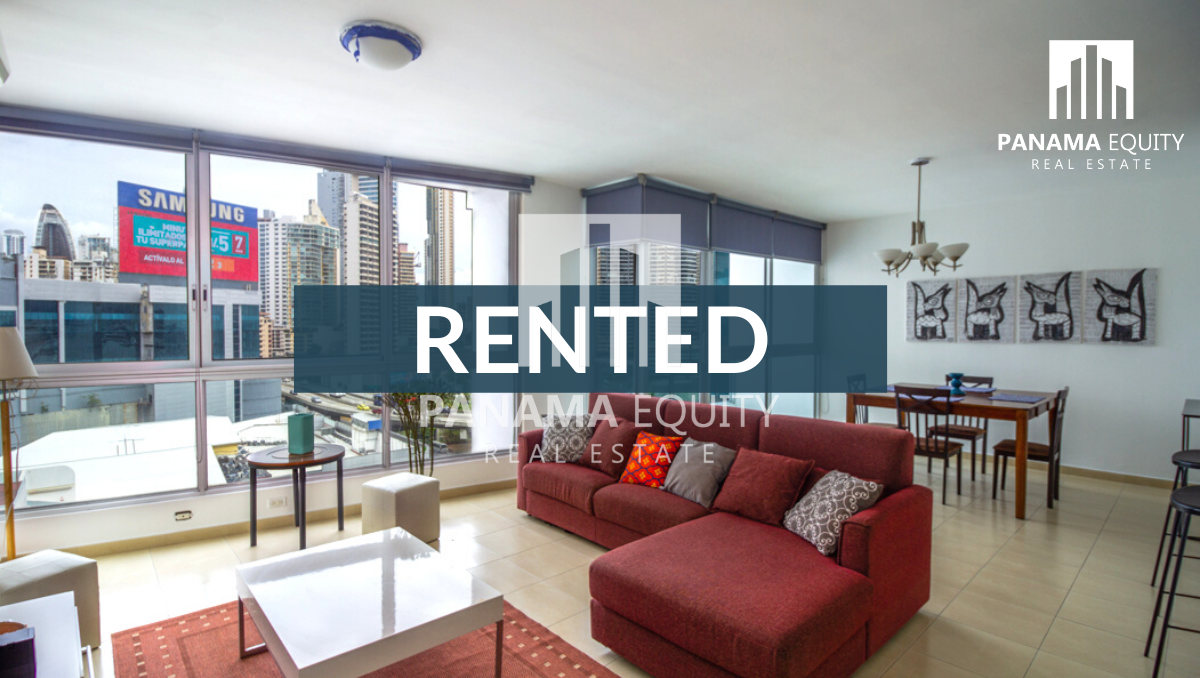 Furnished One bedroom Apartment for Rent in Grand Bay Avenida Balboa