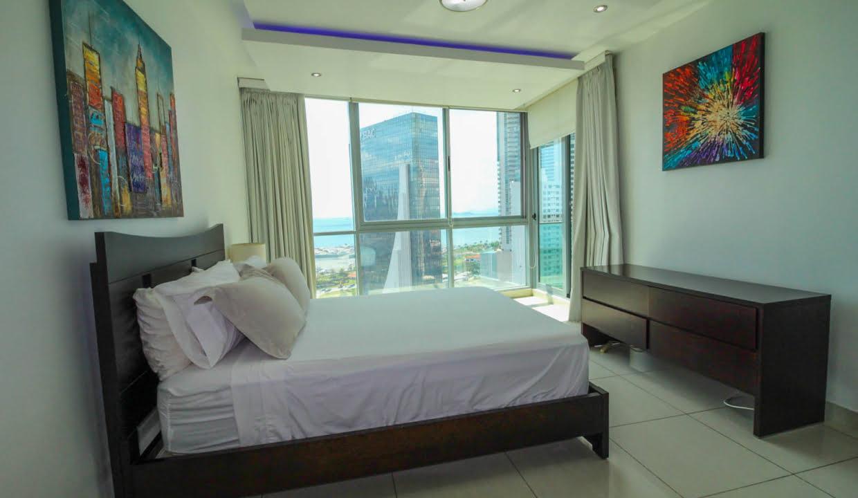 Allure Avenida Balboa Panama Apartment for Rent-006