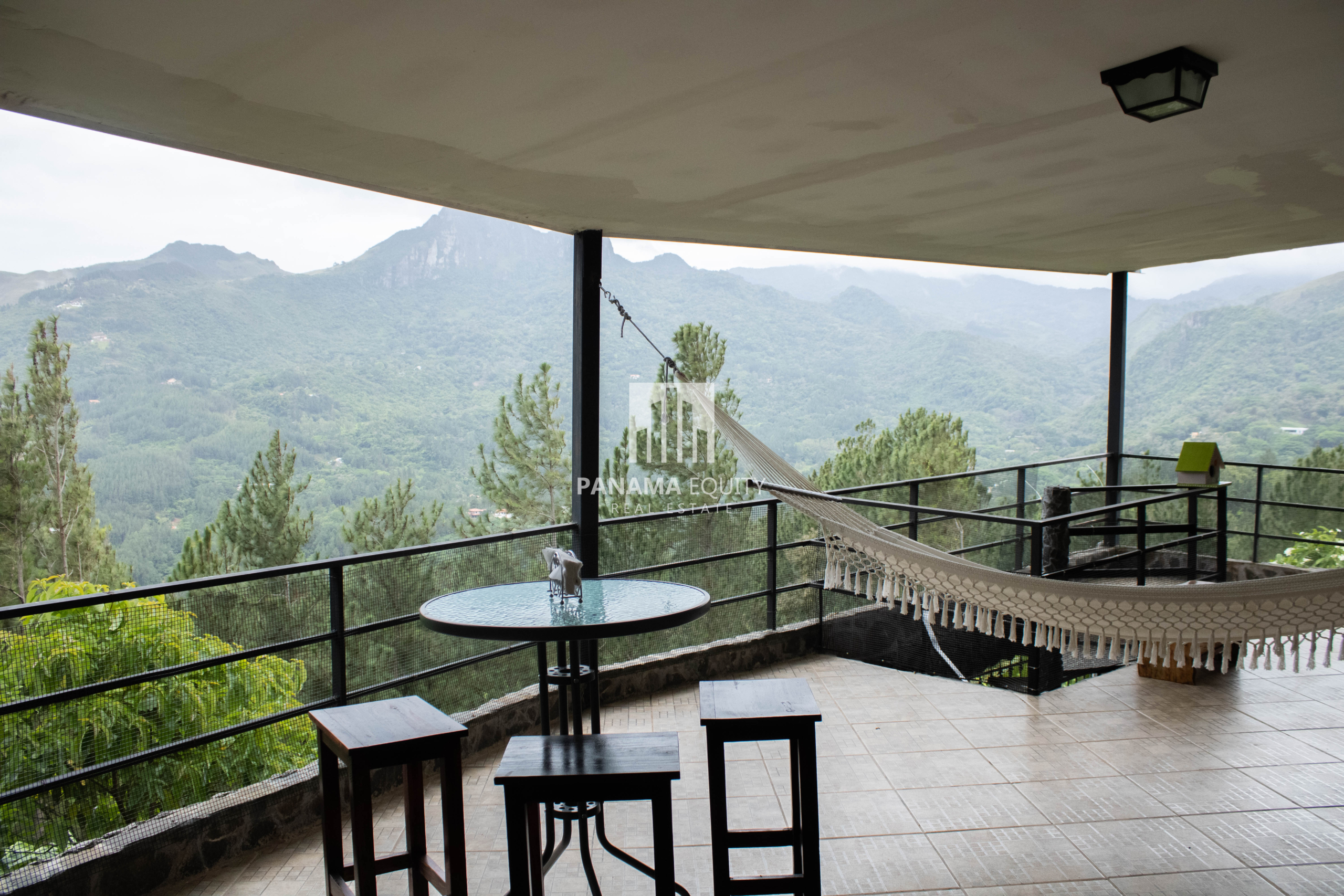 Altos del Maria Panama Mountain Home With Airbnb Potential