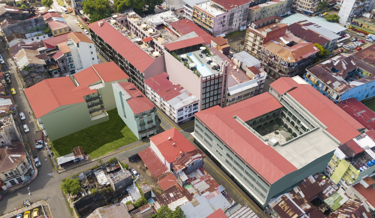 casco viejo panama investment mixed use building for sale