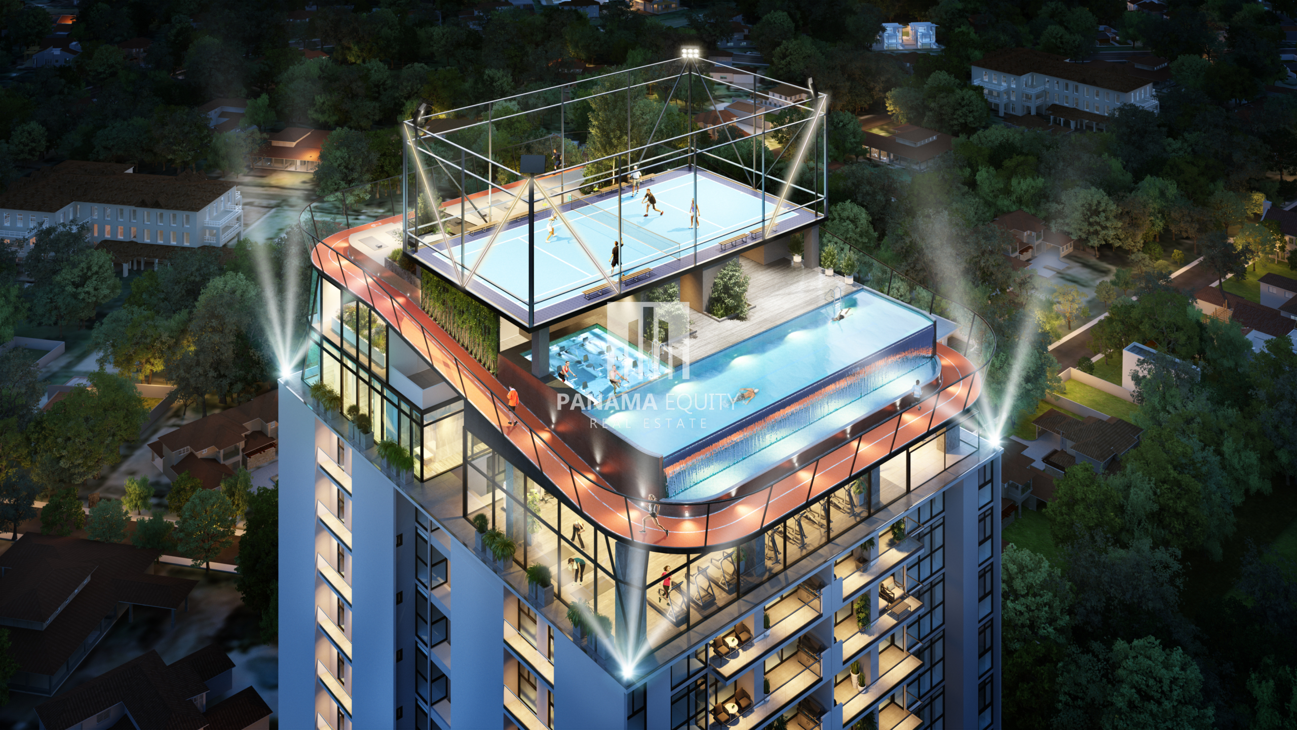 Amenities and Lifestyle In Coco del Mar With Victory Wellness