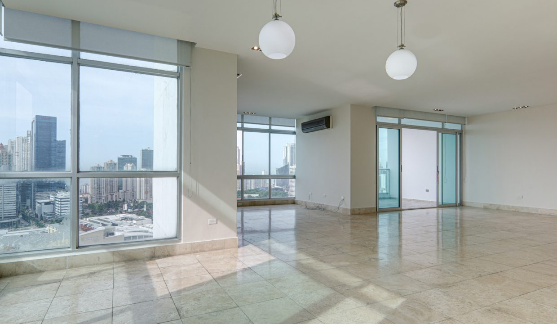 3-bedroom Condo in Torres del Pacifico for Rent in San Francisco Panama (15)