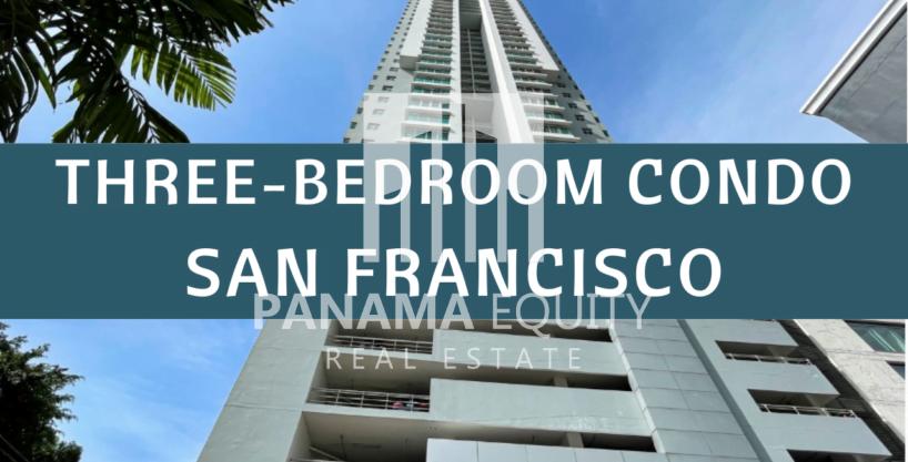 Alquiler de apartamento de 3 recámaras en Terrazas del Pacífico