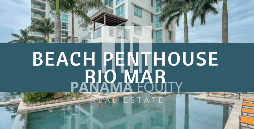 Look No Further, This Rio Mar Panama Beach Penthouse For Sale Has It All