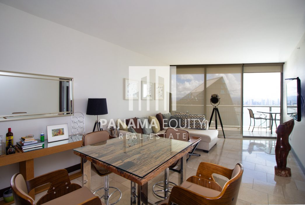 Sweeping Ocean Views from this JW Marriott Furnished Apartment for Rent