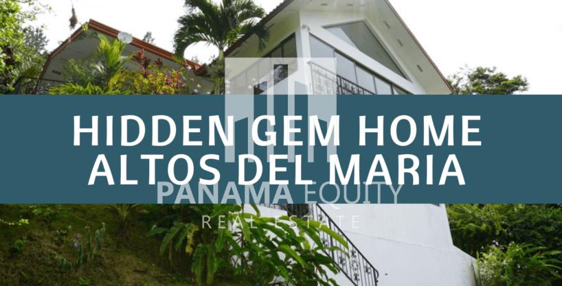 Hidden Gem Home for Sale in Altos del Maria