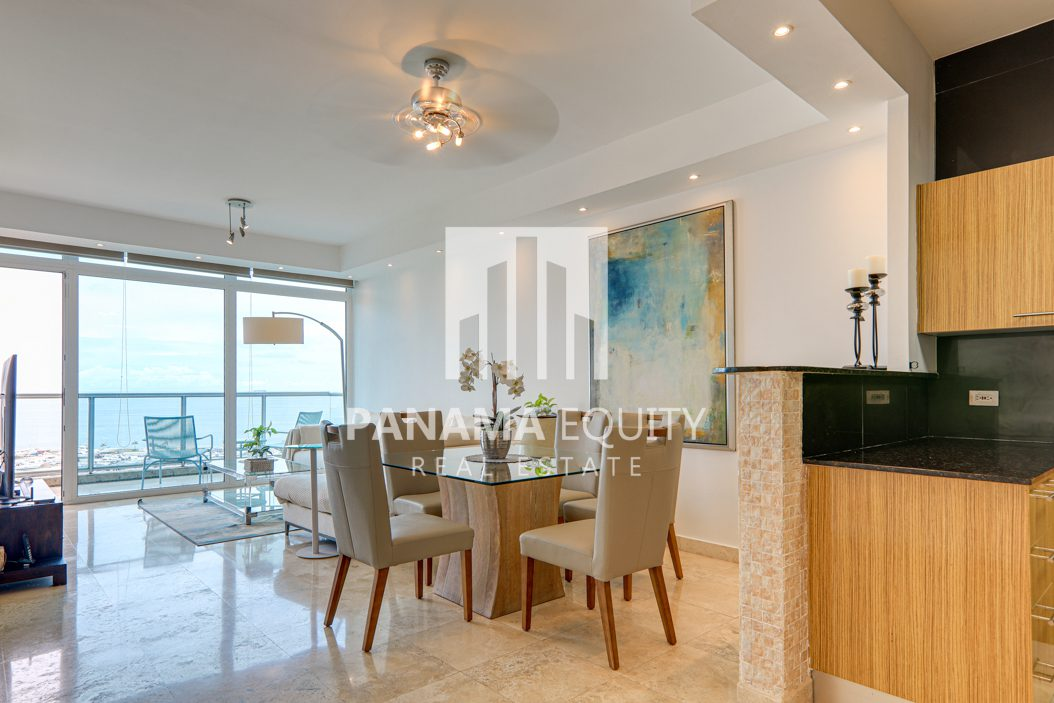 Awesome Skyline Views in this Furnished Apartment for Rent in Sky, Avenida Balboa