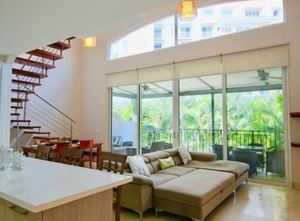 Sparkling Buenaventura Loft Condo For Sale, Steps From The Beach