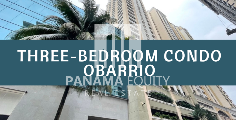 Spectacular Apartment For Sale In Obarrio On A High Floor