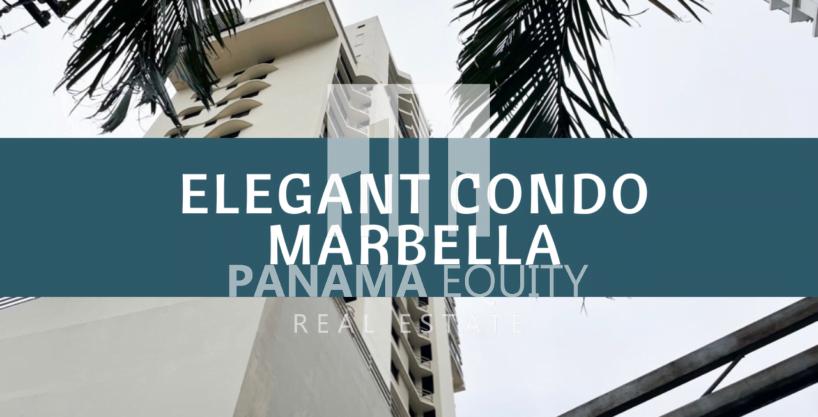 Se Vende Amplio y Elegante Condominio en el Corazón de la Ciudad de Panamá