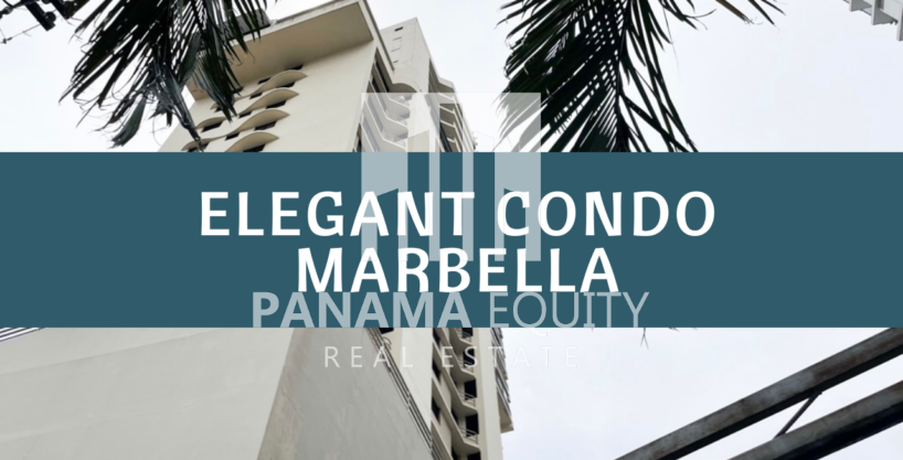 Spacious and Elegant Condo For Sale in the Heart of Panama City