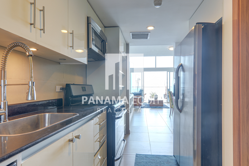 Spacious and Bright Furnished Loft Apartment For Rent in PH Naos Causeway Amador(11)