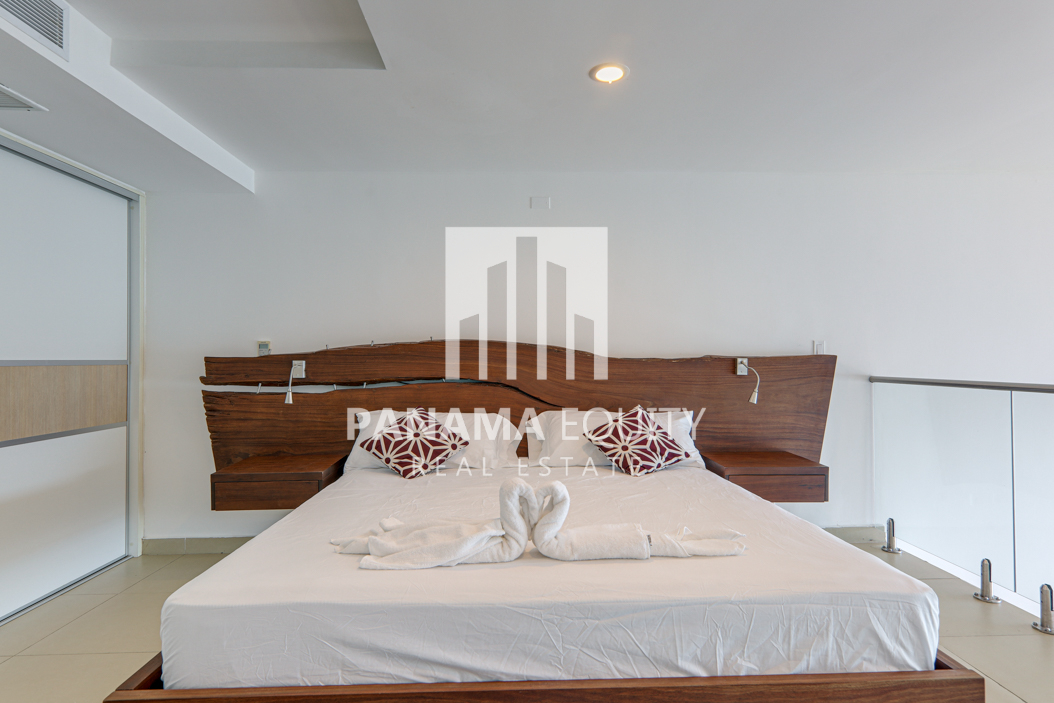 Spacious and Bright Furnished Loft Apartment For Rent in PH Naos Causeway Amador(6)