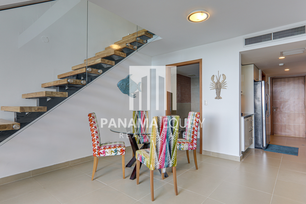 Spacious and Bright Furnished Loft Apartment For Rent in PH Naos Causeway Amador(8)