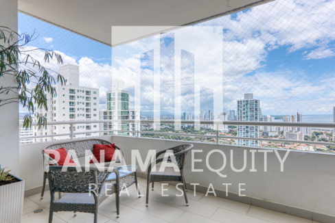 The Regent San Francisco Panama Furnished Penthouse for rent