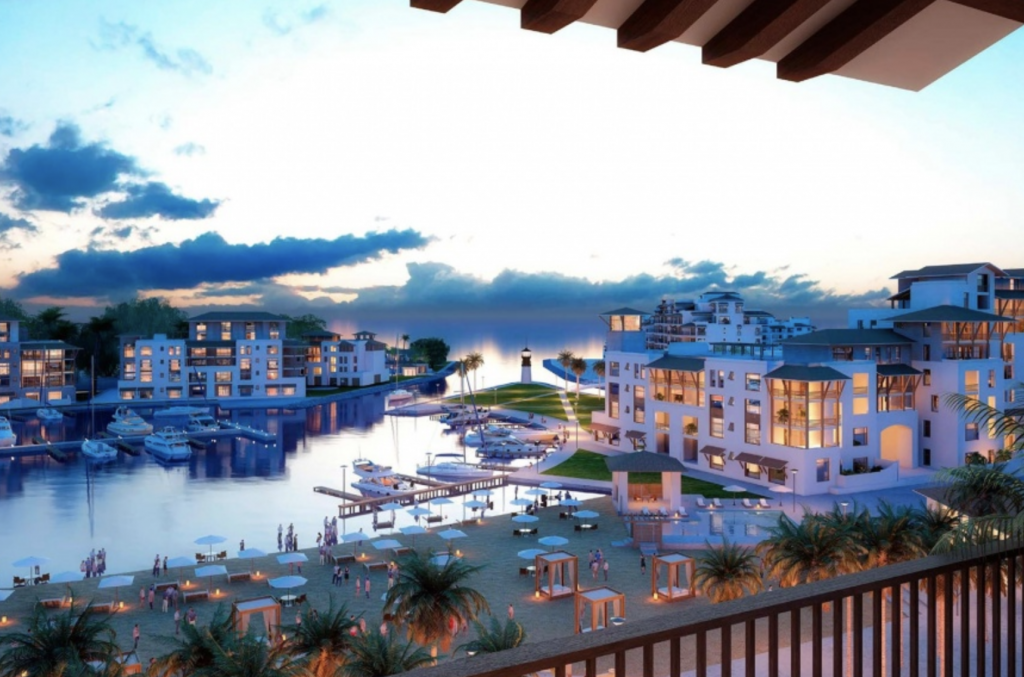 buenaventura beachfront development